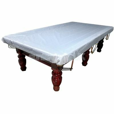 """9"""" Billiards Table Cover SNOOKER TABLE POOL COVER WATERPROOF 325x165cm 12004028"""