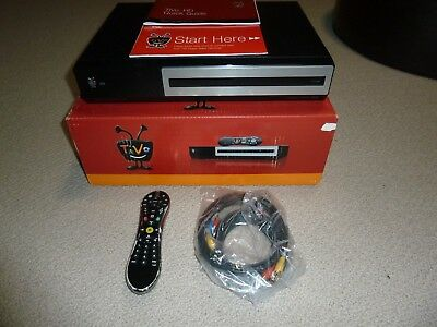 TiVo HD PVR DVR Digital/Personal Video Recorder 160GB HDD With Remote & Cables