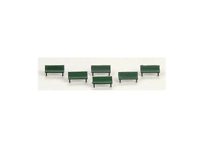 Woodland Scenics Park Benches N WOOA2181
