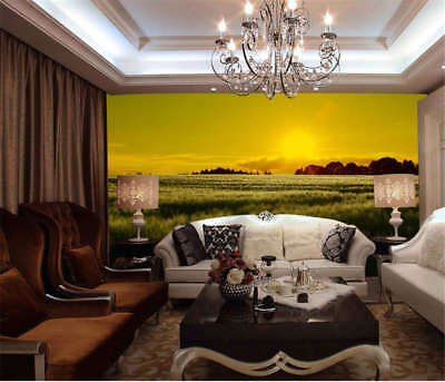 Gloomy Remote Light 3D Full Wall Mural Photo Wallpaper Printing Home Kids Decor
