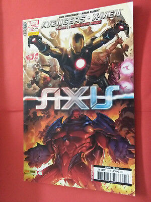 Marvel - Avengers X-Men - Axis - 1/2 - 2015 - Panini Comics - Vf - N°1 - M04991