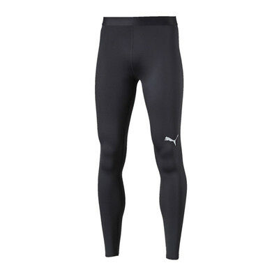 PUMA TB Long Tight Warm Hose Schwarz F03