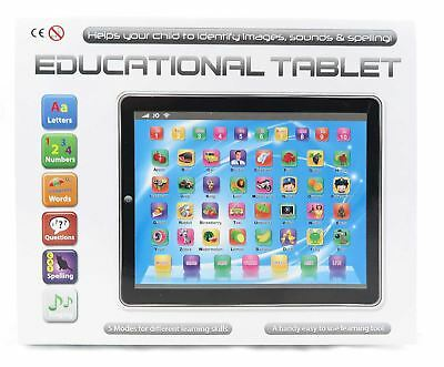Educational Tablet Toy for pre-school kids - Battery operated - christmas gift