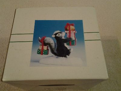 """Charming Tails Silvestri by Dean Griff """"BEARING GIFTS"""" item #87/600 - NIB"""