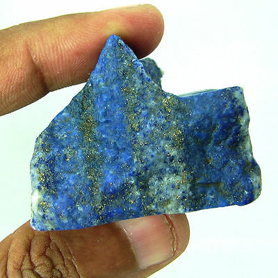 427.60 Ct Natural Blue Lapis Lazuli Loose Gemstone Rough Specimen - 3201