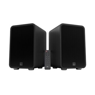 KitSound Reunion Wireless Bookshelf Speakers