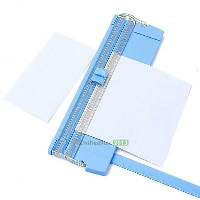 1pc Portable A4 Precision Paper Card Art Trimmer Photo Cutter Cutting Mat Blade