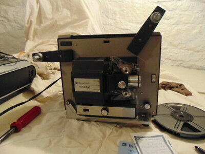 Projector Movie. Bell& Howell Autoload Super 8