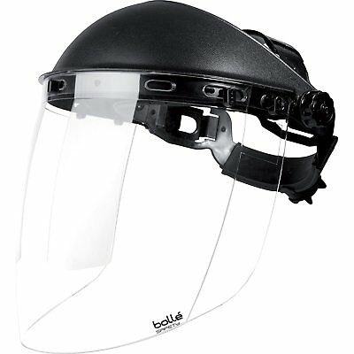 Bolle Sphere Face Shield - Clear Polycarbonate - SPHERPI (dented packaging)