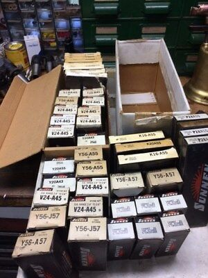 40 boxes of unused Sunnen honing stones, various sizes, look at all the pictures