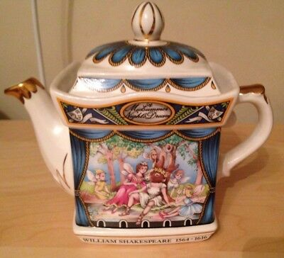 James Sadler Teapot - Midsummer Nights Dream