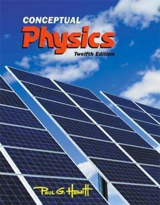 Conceptual Physics 12th Int'l Edition