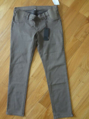DL1961 Angel Maternity Skinny Ankle Jeans Lansing 26 NWT