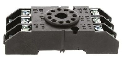 Relay Socket 11 pin for use with Various Series 380V ac (Tempatron S11P)
