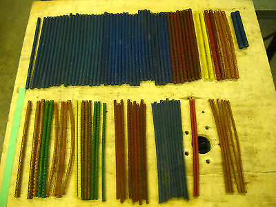 New Old Stock Die Springs Compression Various Lengths & Diameters 100 pieces