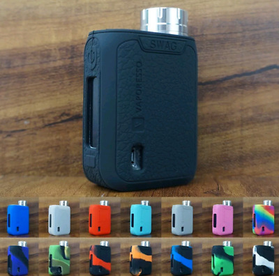 Protective Silicone Case for VAPORESSO SWAG 80w TC KIT Cover wrap Sleave