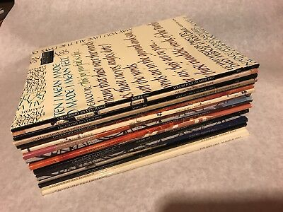 20 Volumes Of The Calligraphy Idea Exchange Late 1980S