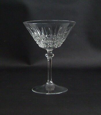 ART. 000106 -  6 Bicchieri - coppe  in cristallo  made in italy , vintage