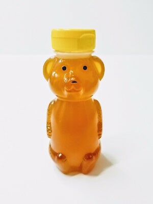Best Selling! Honey Bear Empty Bottles - 12 oz Bear - Pack of 12