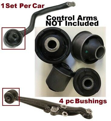 1998-1999 PAIR FRONT LOWER CONTROL ARM STRUT ROD BUSHING FOR LEXUS GS300 NEW