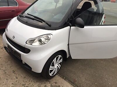 Smart Fortwo 451White Black Edition Mhd  Modell 2012