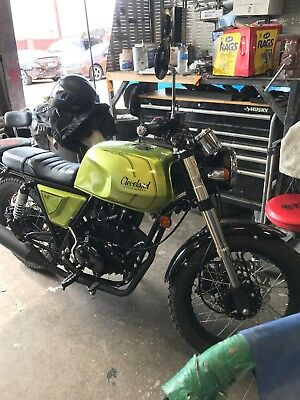 2016 Other Makes Misfit  2016 CCW motorcycle