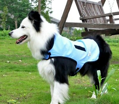 Dog Cooling Coat KEEPS YOUR DOG COOL FREE POST