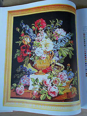 Art Masters in Needlepoint~Melinda Coss~20 Projects from the World's Museums~H/B