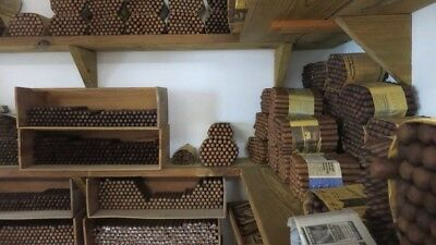 Hand roll bundle of 25 cigars