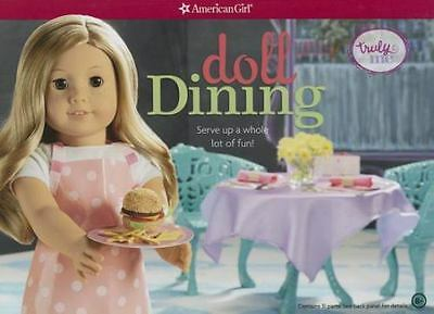 """NEW! American Girl """"Doll Dining"""" Serve Up a Whole Lot of Fun!"""