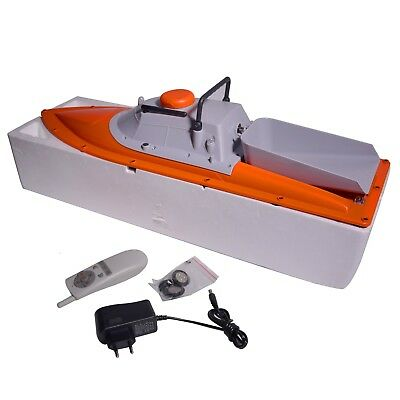 RC Boot Futterboot - Köderboot - Baitboat 1AL–10A Orange JABO