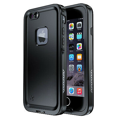 For Apple iPhone 7 / 8 Plus Life Waterproof Shockproof Case w/ Screen Protector