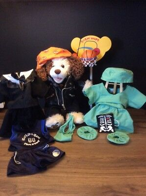 Build A Bear - BOY Doll + clothes+ Extras VGC Brisbane