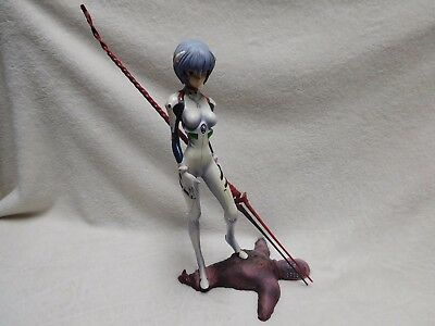 Ayanami Rei The Spear of Longinus Action Figure