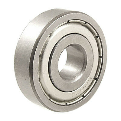 6200Z 10mm x 30mm x 9mm Double Shielded Ball Bearing AD L2