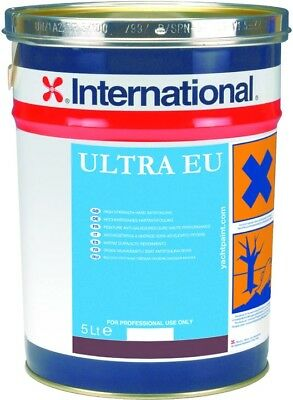 Antifouling Ultra Eu Bleu Navy 5L International Matrice Dure Yb703/5Ar