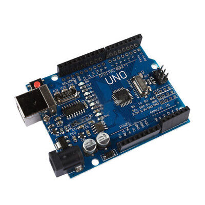 ATmega328P CH340G UNO R3 Board + USB Cable Compatible with Arduino Brand New