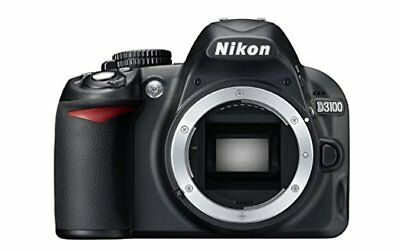 Nikon D D3100 14.2MP Digital SLR Camera - Black (Body Only) ✔Ships Same Day