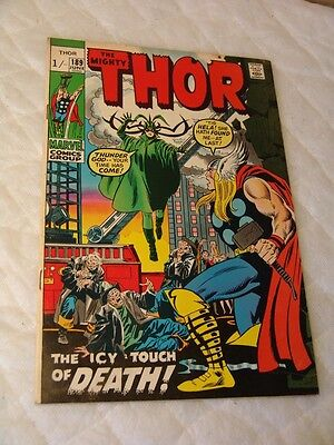 The Mighty Thor # 189