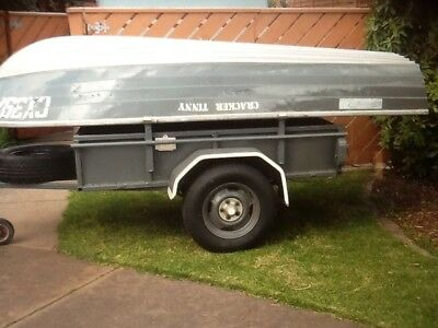 COMPLETE  PACKAGE. BOAT .MOTOR. TRAILER  and loads of Camping Gear .Generator