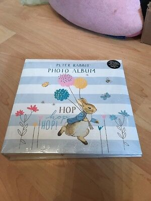 Peter Rabbit Photo Album