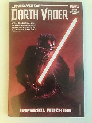 Darth Vader Imperial Machine graphic novel