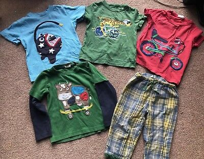Boys Mini Boden And Frugi Bundle 2-3 Years