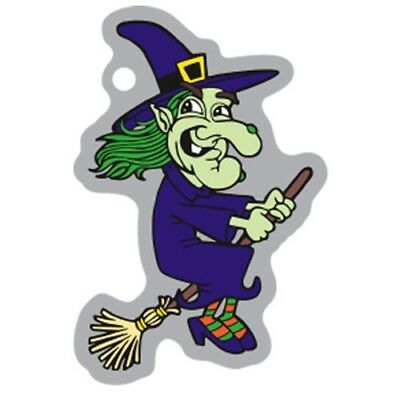 Winifred the Witch Hexe Geocaching TravelTag TravelBug Geocoin Trackable