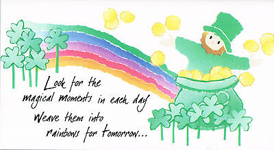 """2 Year Diary/Planner 2018-2019 """"Look For the Magical Moments in Each Day - Irish"""