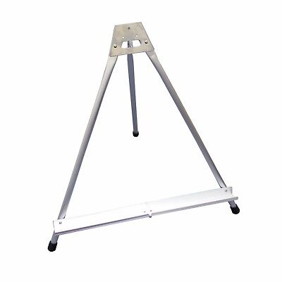 Small Folding Metal Aluminium Artist's Tripod Table Easel in Travel Bag