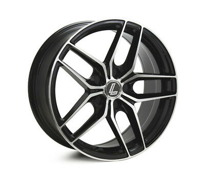 FORD  FALCON AU TO BF WHEELS PACKAGE: 18x8.0 18x9.0 Lenso Jager Bayern BKF and K