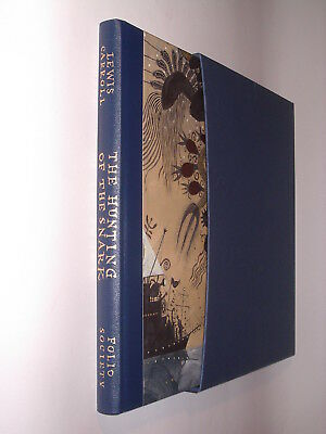 The Hunting of the Snark Lewis Carroll Folio Society 2010