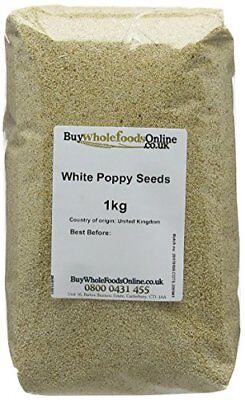 Buy Whole Foods Poppy Seeds White 1 Kg