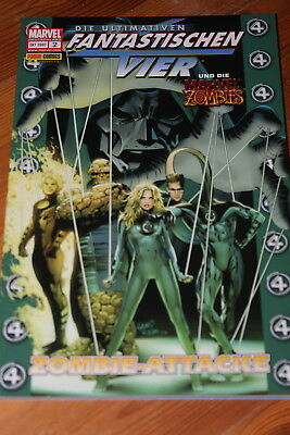 Comic # Die ultimativen fantastischen Vier # Sonderband 02 # 2007 # Marvel
